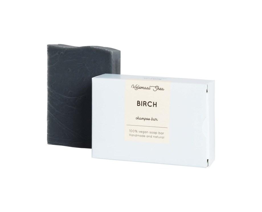 HelemaalShea Birch Koivu palashampoo normaaleille ja rasvoittuville hiuksille.
