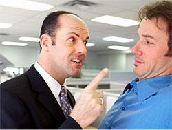 Что делать, если начальник достал?