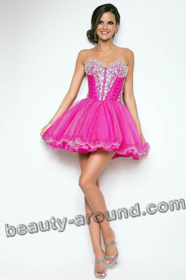 Самые красивые платья для выпускного вечера 25 фото