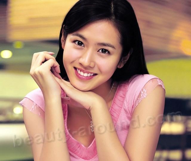 The Most Beautiful Korean Girls Photos
