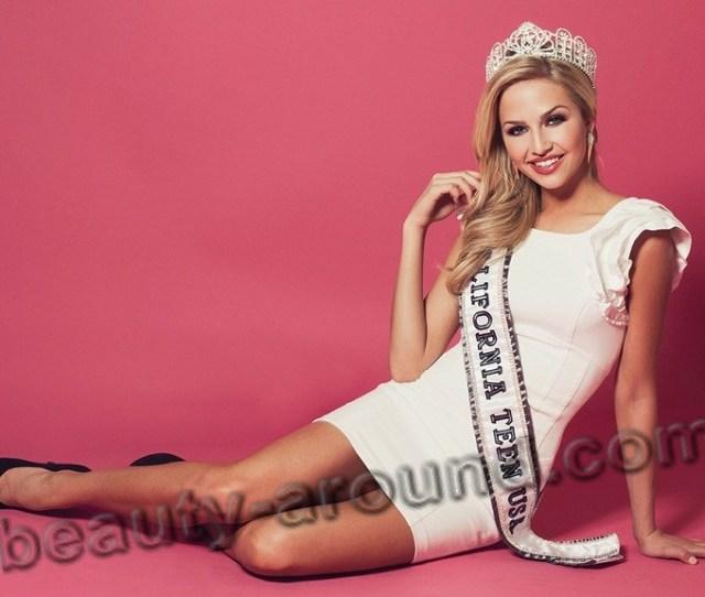 Cassidy Wolf Miss Teen Usa 2013 Photo