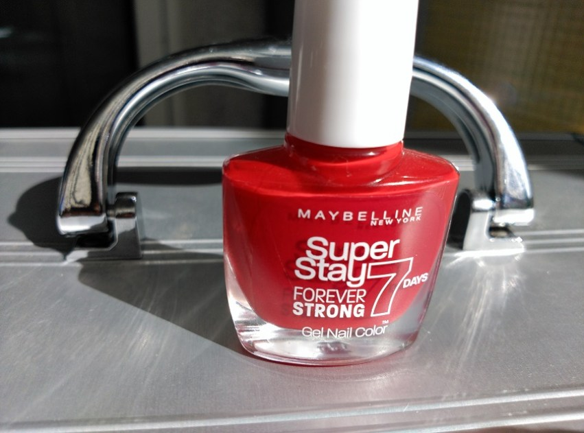 Nagellack Superstay Forever Strong 7 Days