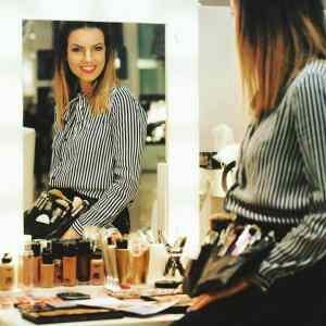 Make-up Artist Tina Follmann