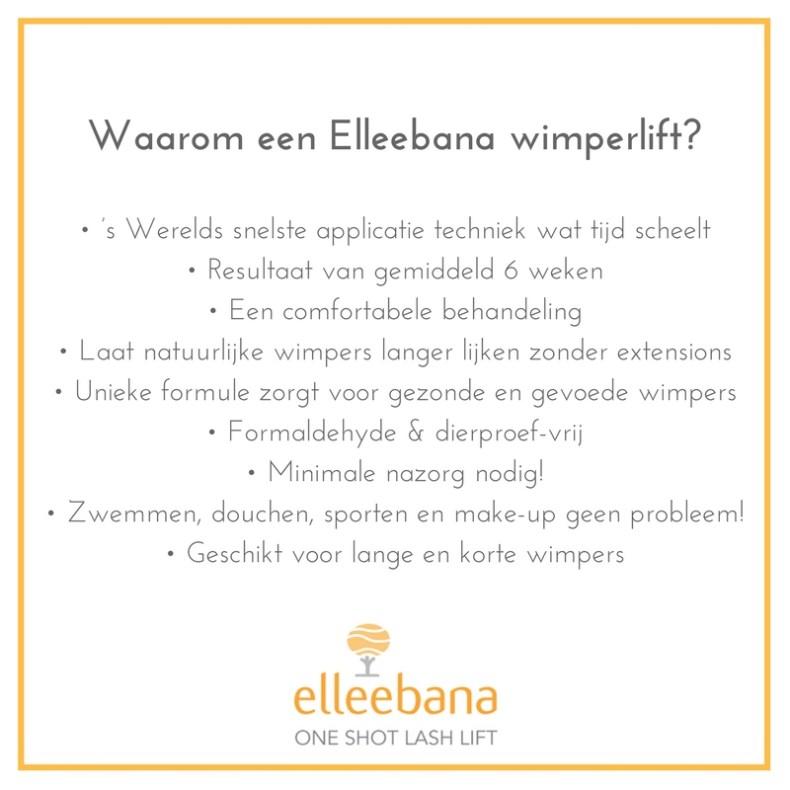 WAAROM EEN ELLEEBANA WIMPERLIFT (2)