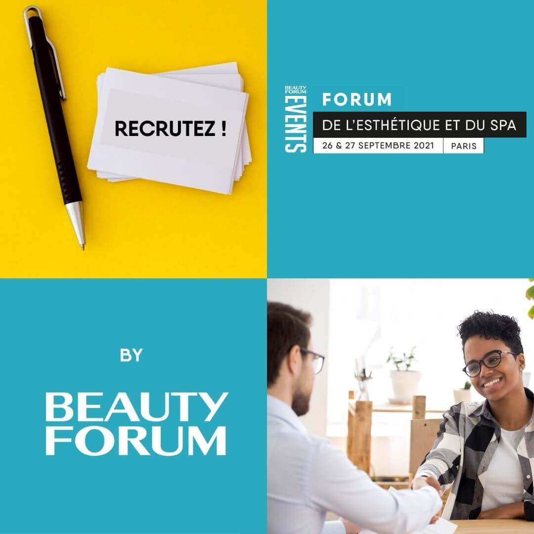 Recrutement-job-dating-beauty-forum-2021