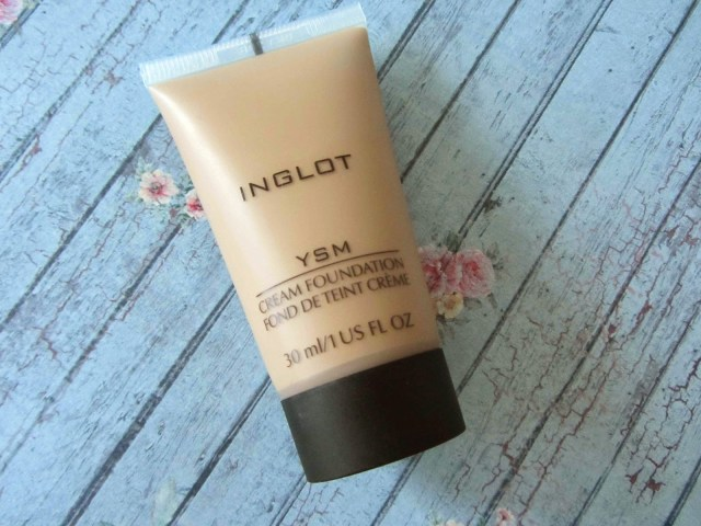 inglot young skin makeup cream foundation shade 50