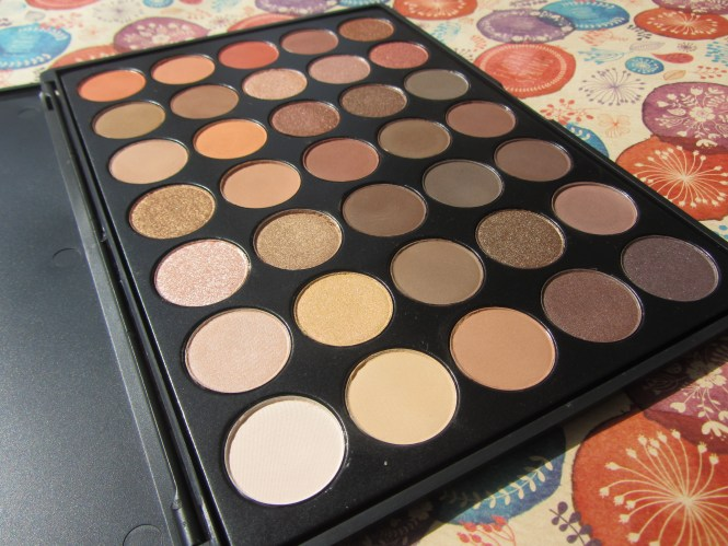 lollipop cosmetics p35 eyeshadow palette