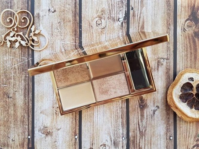 sleek cleopatra's kiss highlight palette