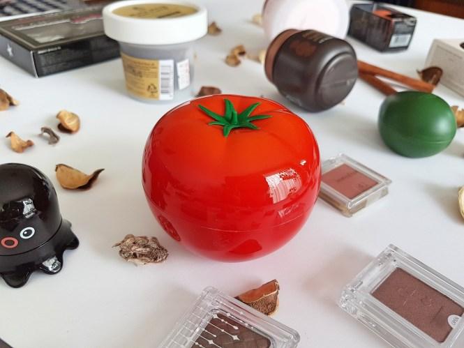 tonymoly tomatox mask