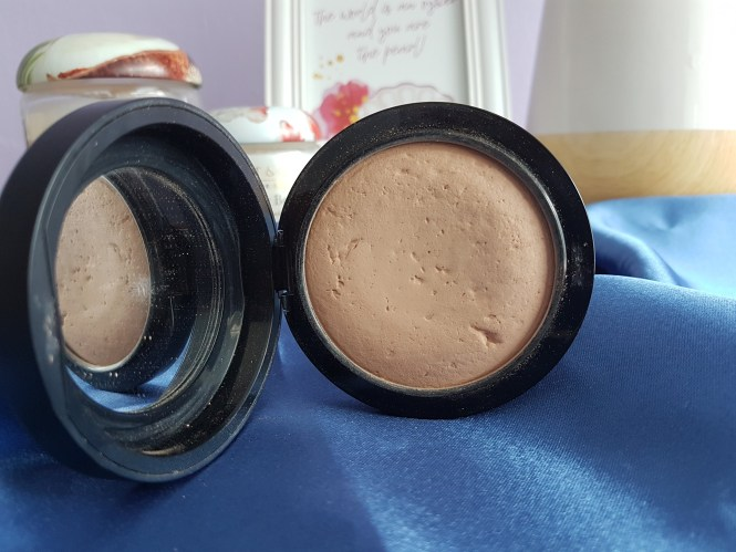mac skinfinish natural medium plus
