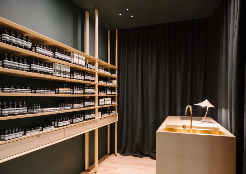 Aesop Singapore, Tangs