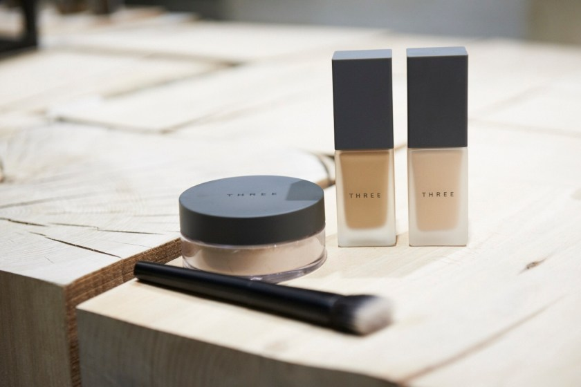 Three Cosmetics Ethereal Foundation