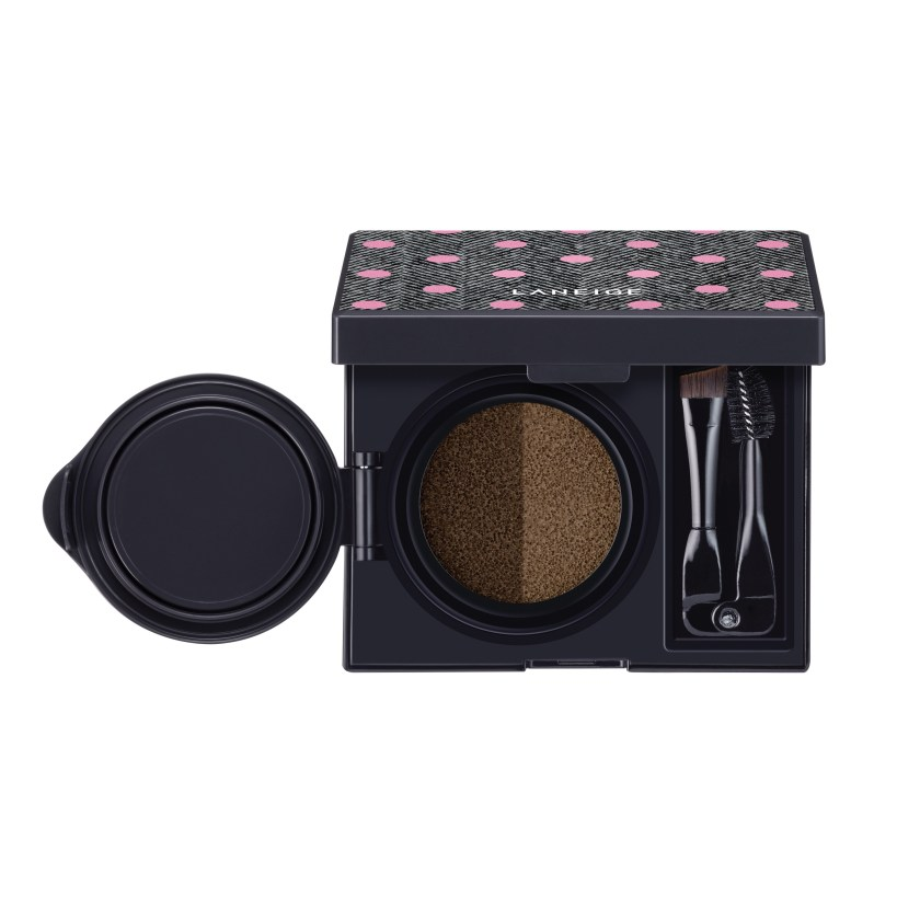 Laneige x YCH Eyebrow Cushion-cara Two-Tone Brown