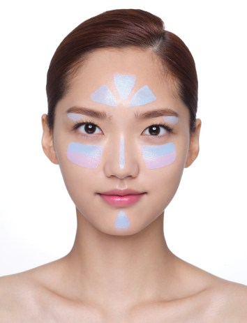 LANEIGE_Modelcut_No. 3 Purple Blue