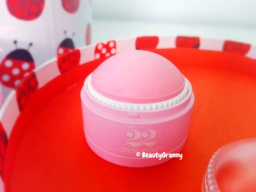 Chosungah22 Tinted Rose Blusher Vanilla Perfume Soft Lively Peach отзыв
