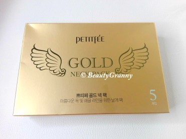 Petitfee Gold Neck отзыв