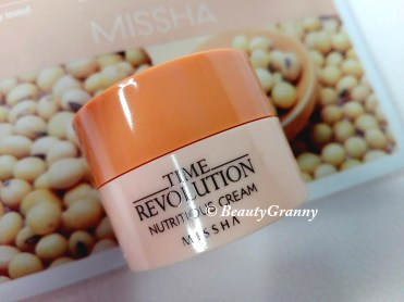 MISSHA Time Revolution Nutritious отзыв.