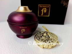 The History Of Whoo Hwanyu Eye Cream и с