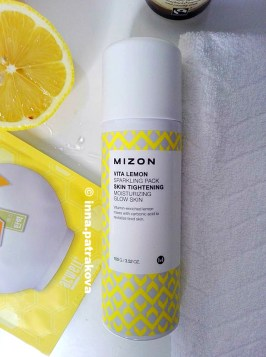 Mizon Vita Lemon Sparkling Pack