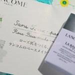 ランコムのラ バーズ プロ カラー コレクター買ってきた。