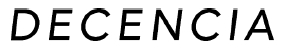 decencia 新ロゴ