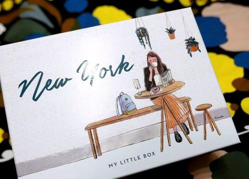 """10月はヨーロッパを飛び出してMy Little """"New York"""" Box!"""