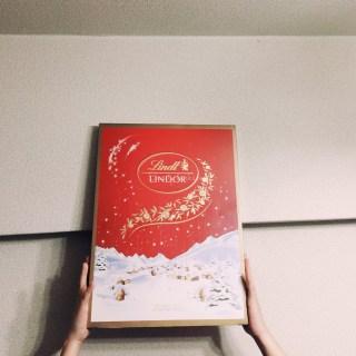 リンドール アドベントカレンダー
