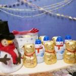 リンツのクリスマスコレクションでお部屋をクリスマス仕様に。