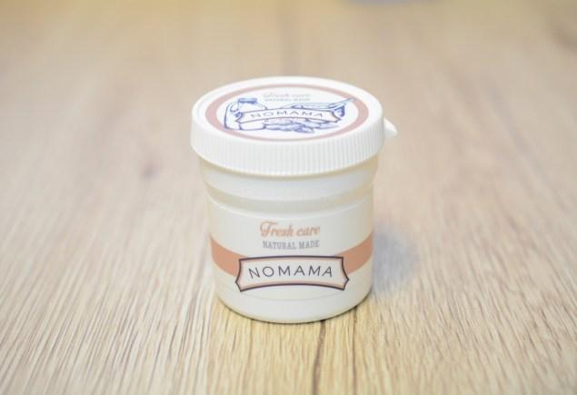 nomama-SOFT ぷるっとソフトクリーム - アーモンドオイル&ソイミルク&ヨーグルト
