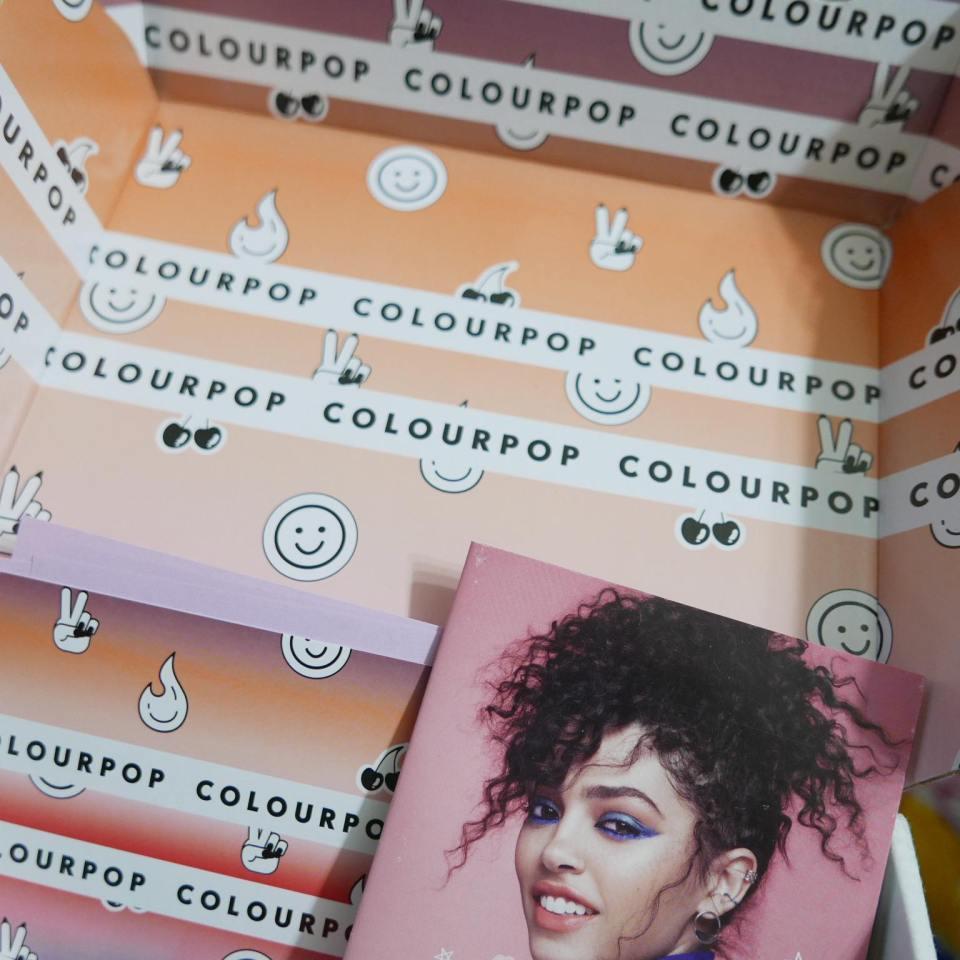 colourpop 箱