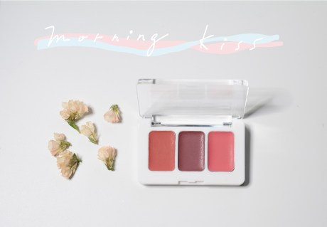 rms beauty リップチークパレット【モーニングキス】