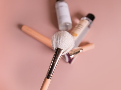 THE TOOL LAB Face Fan Makeup Brush