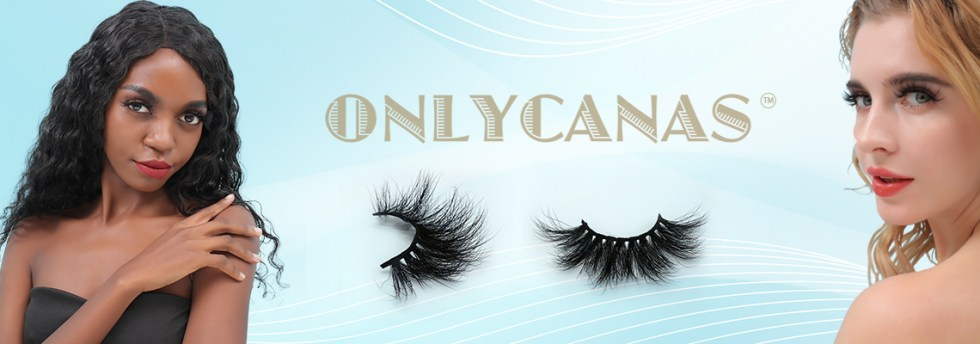 ONLYCANAS mink lashes Brand