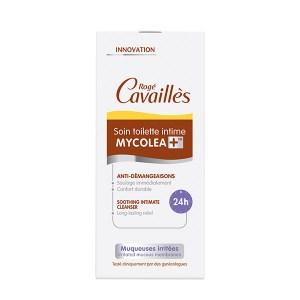 Roge Cavailles Mycolea Gel de igiena intima calmant pt mucoase iritate 200ml