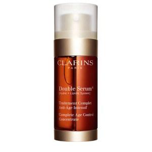 Clarins Double Serum Concentrat anti-îmbătrânire 30ml
