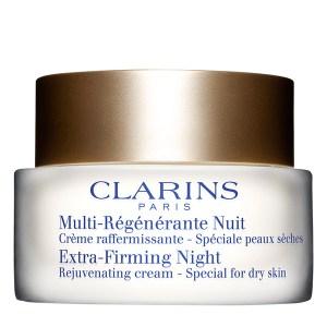Clarins Extra Firming Cremă de noapte pentru piele uscată 50ml
