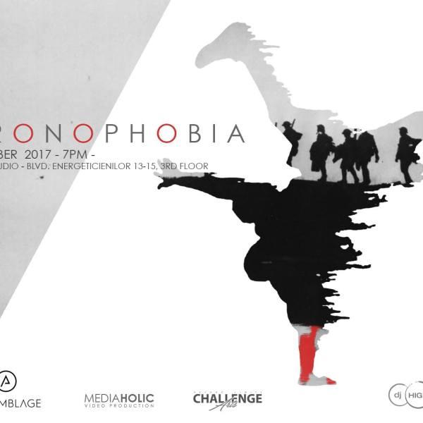 Chronophobia - Dans, design contemporan & Vinyl After-Party