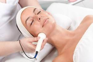 radiofrequecy facial and body treatment beauty salon rome