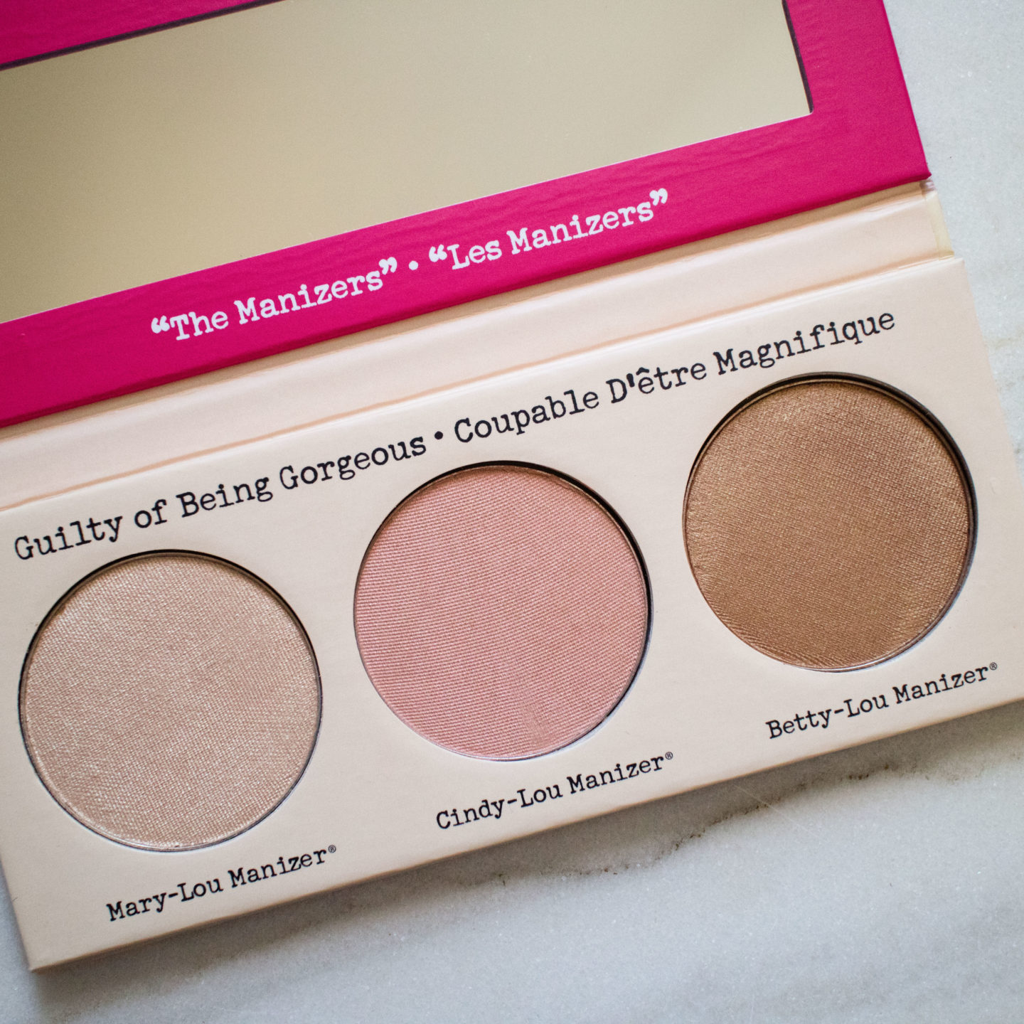 TheBalm The Manizer Sisters Palette Swatches Review