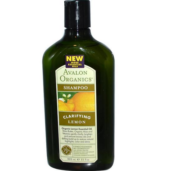 Shampoo Citroen (325 ml) - Avalon Organics