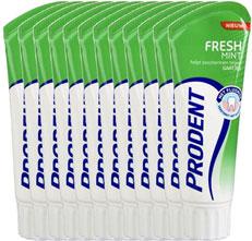 Prodent Tandpasta Fresh Mint Voordeelverpakking 12x75ml
