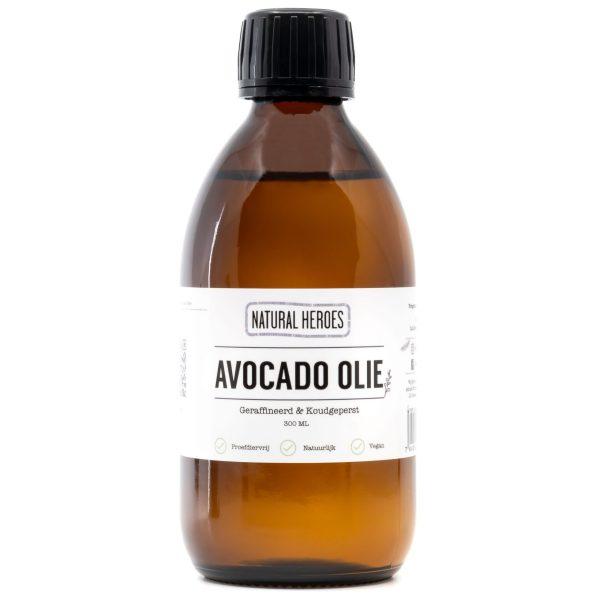 Avocado Olie (Expeller Pressed & Geraffineerd)