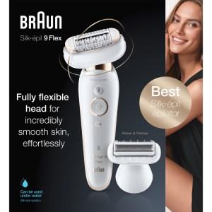 Braun Silk-épil 9002 Flex Wet & Dry epilator