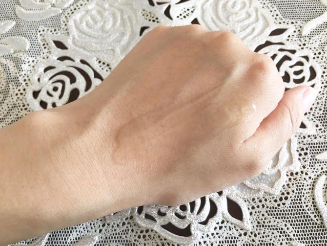 Belle Blanc(ベルブラン)ニキビ跡用美容液テクスチャー2