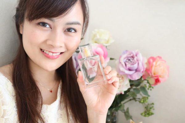 京成バラ園香水「春乃」2