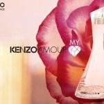 再び始まる恋の物語…。 KENZOから新フレグランス 「ケンゾー アムール マイ ラブ オーデトワレ」2014年11月1日(土) 数量限定発売
