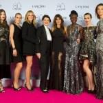 """La vie est belle en Lancôme"" 歴代ミューズたちと共に美の創設80周年を祝う 世界中から1,200名のゲストが集結"