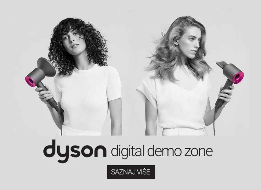 Dyson Digital Demo Zone