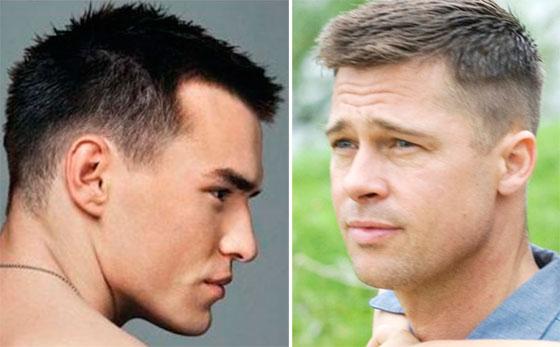 Стрижки для лысеющих мужчин: есть из чего выбрать