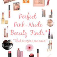 Wear the trend: The Perfect Pink-Nude Beauty Buys!